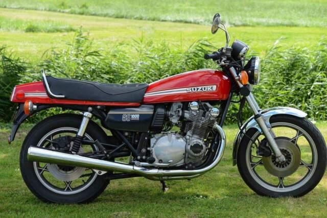 suzuki gs1000 workshop manual gs 1000 ebay rh ebay co uk Suzuki GS 1000 and 1100 Motorcycles Suzuki GS1000 Cafe