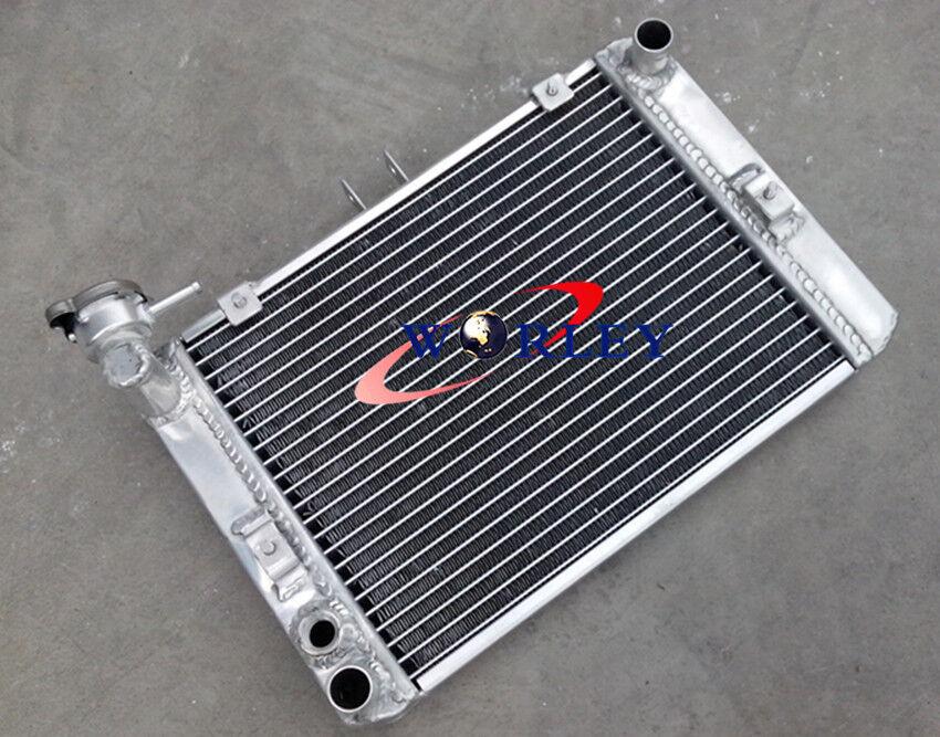 For Honda V65 Magna VF1100C 1983-1986 1984 1985 83 84 85 86 Aluminum Radiator