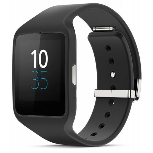 Sony Smartwatch 3 Android 1.6 4GB Quad-Core 1.2 GHz 512 MB RAM Negro