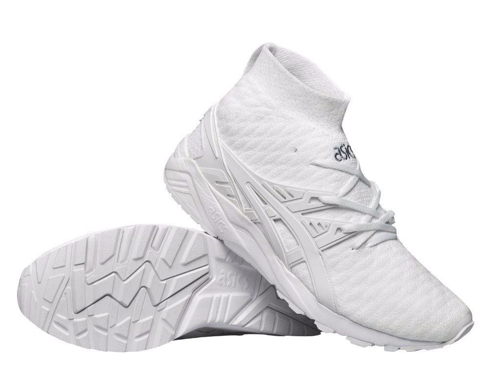 Asics Gel Kayano Trainer Knit MT White Lyte III 3 5 V H7P4N-0101 Uomo 8-13