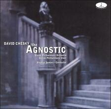 David Chesky: The Agnostic (CD, Jan-2001, Chesky Records)