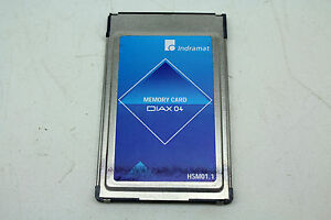 1-INDRAMAT HSM01.1-FW MEMORY CARD DIAX 04 PREOWNED
