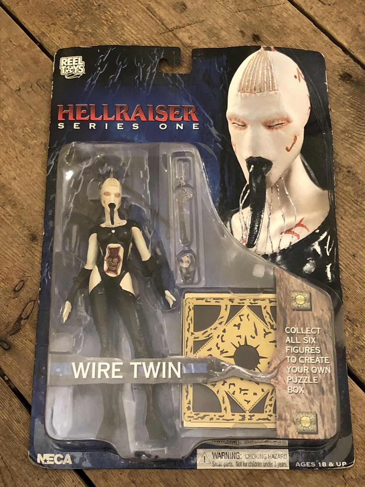 NECA Hellraiser Series 1 Wire Twin AFHRS1 29
