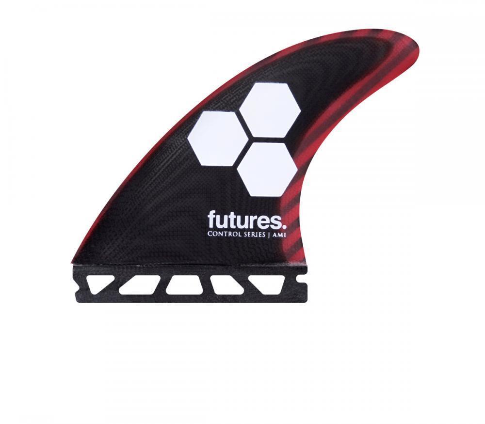 Futures Fins AM1 FG Tri Aleta Conjunto Medio Genuino Nuevo aleta de SURFBOARD Surf