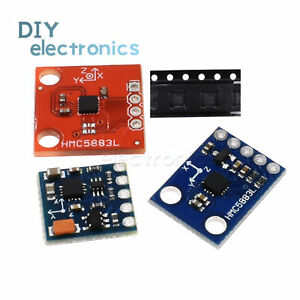 HMC5883L GY-271 GY-273 Triple Axis Compass Magnetomet Sensor 3V-5V for Arduino