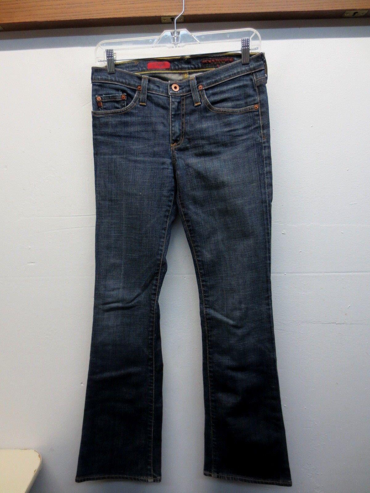 Adriano goldschmied (AG) The Angel size 28 women's bluee jeans