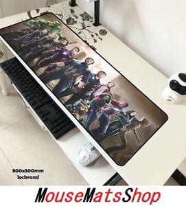 Avengers-Extra-Large-Gaming-Mouse-Tappetino-antiscivolo-per-PC-portatile-scrivania-da-ufficio