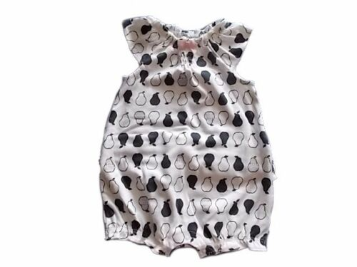 NWT Girl/'s Gymboree First Play Date pear shirt shorts outfit 3 6 12 18 24 months