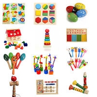 Baby Kid Children Intellectual Developmental Educational Wooden Funny Toy Gift