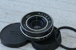 Industar-69-Russian-USSR-Wide-Angle-Lens-2-8-28-M39-Russian-Soviet-Pancake-Lens