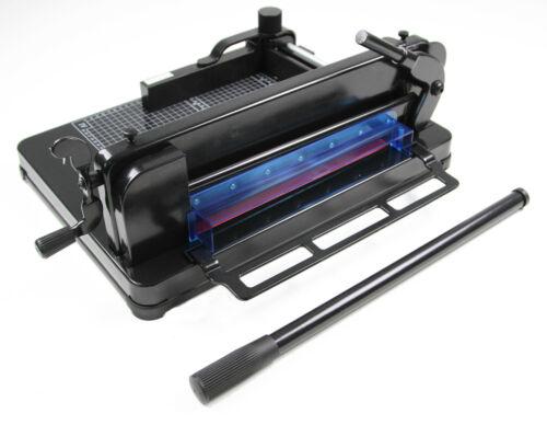 Hebelschneider Schneidemaschine PROFI Stapelschneider A3 oder A4 bis 400 Blatt
