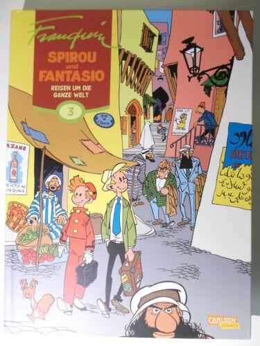 Auswahl SPIROU und FANTASIO Gesamtausgabe # 1 2 3 4 5 6 7 8 9 10 NEU Carlsen
