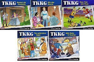 5-CDs-TKKG-HORSPIEL-CD-146-150-IM-SET-NEU-OVP