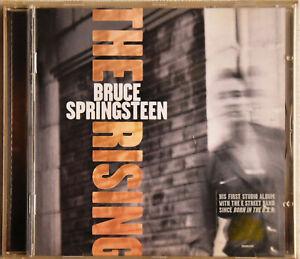 BRUCE SPRINGSTEEN The Rising CD Neuwertig FEAT. E-Street Band KULT-ALBUM Rock!!!