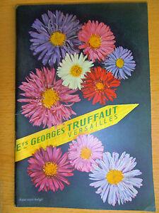 Détails sur catalogue d\'horticole - jardin - Georges Truffaut ( ref 12 )