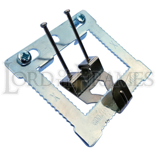Floater Complete Fixings Box Frame Canvas Hanging Kit