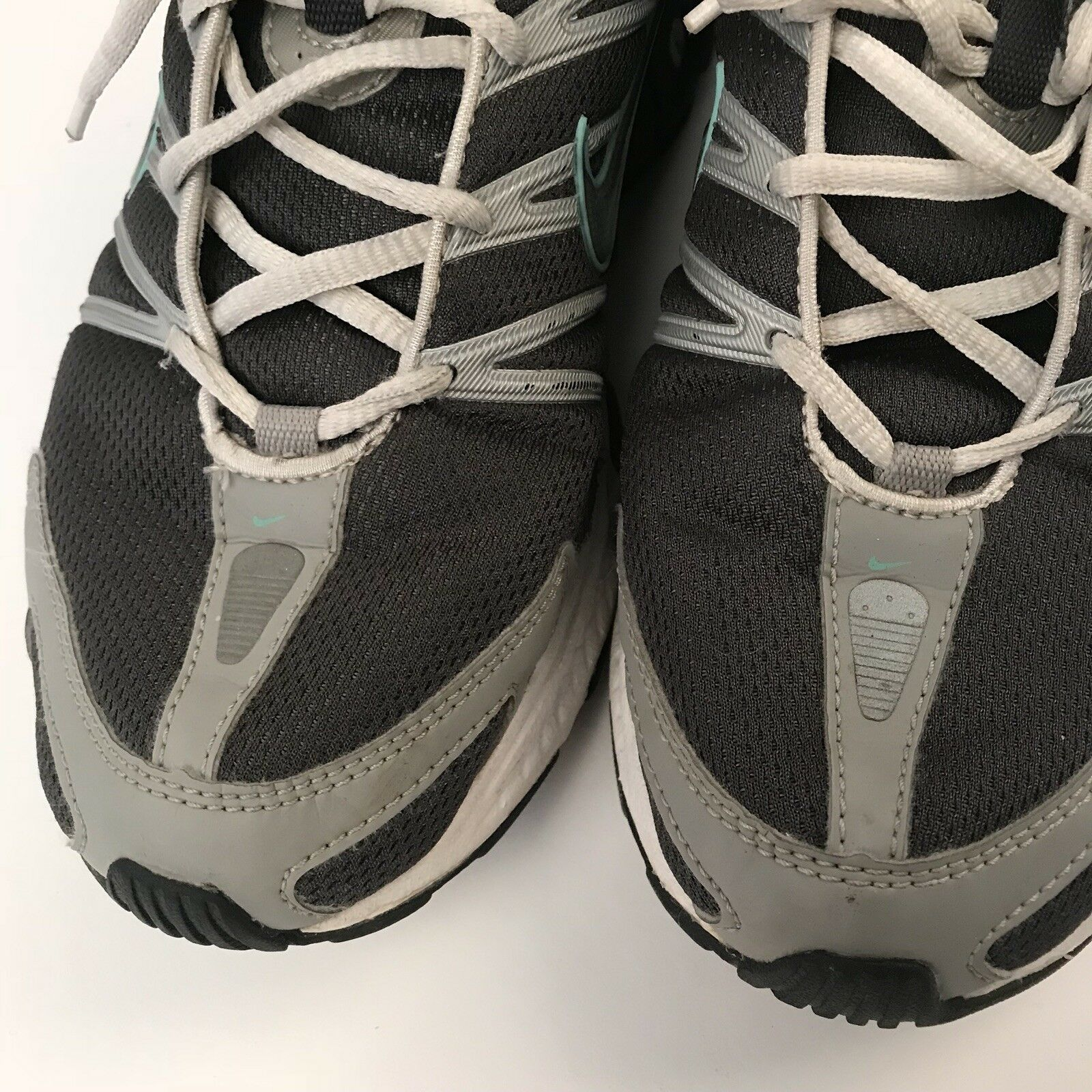 Nike Air Shoes Tri D Phylon Womens Running Shoes Air 316065-031 Size US 10 Gray Teal 6c75df