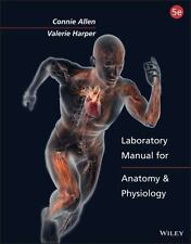 Laboratory Manual for Anatomy and Physiology (Pdf version) by Connie Allen