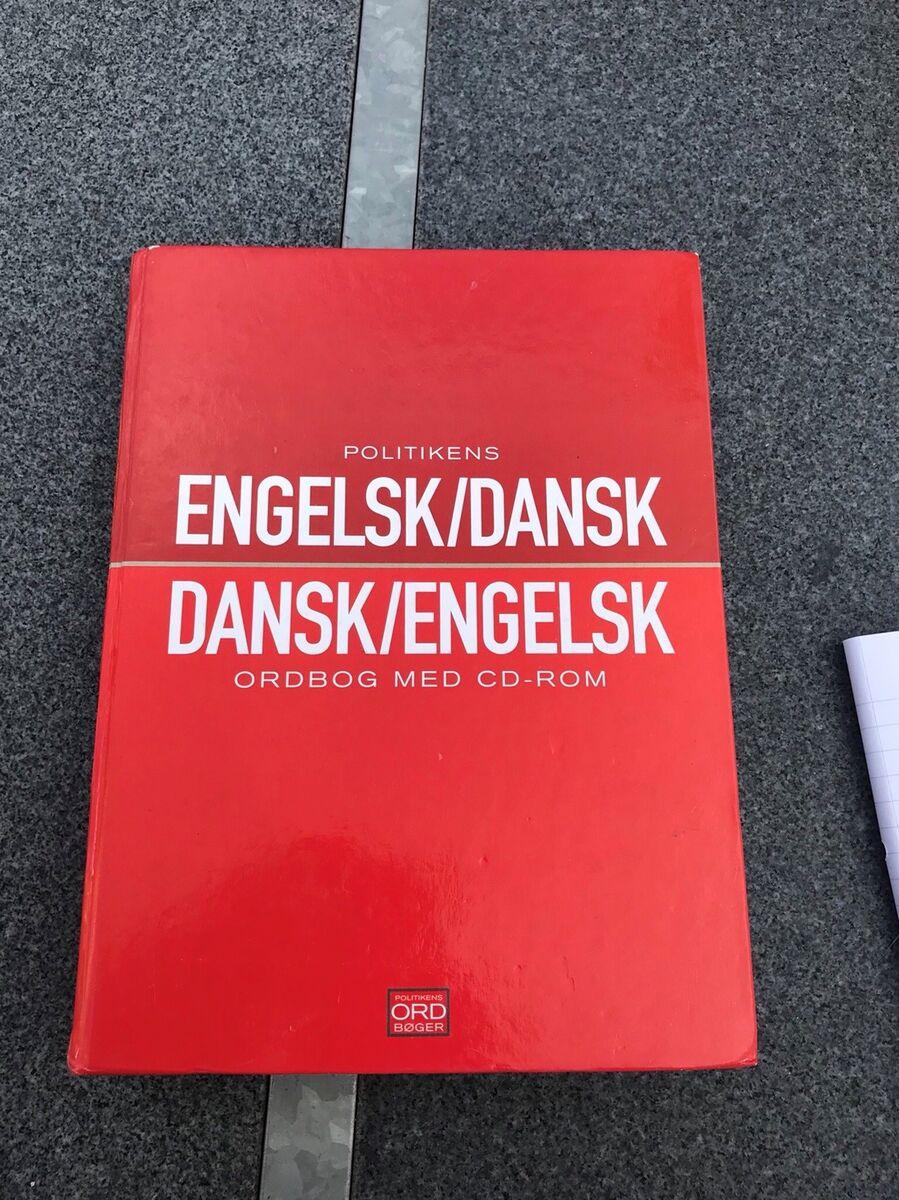 politikens ordbog engelsk dansk