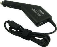 Super Power Supply® Laptop Car Charger Cord With Usb For Toshiba Satellite A215