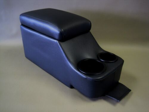 Crown Victoria Deluxe Fully Upholstered Dark Black Center Console P71 Police