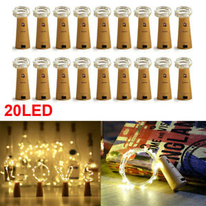 3Battery-20LED-Wine-Bottle-Cork-Lights-Fairy-Lamp-For-Xmas-Wedding-Party-1-50Pcs