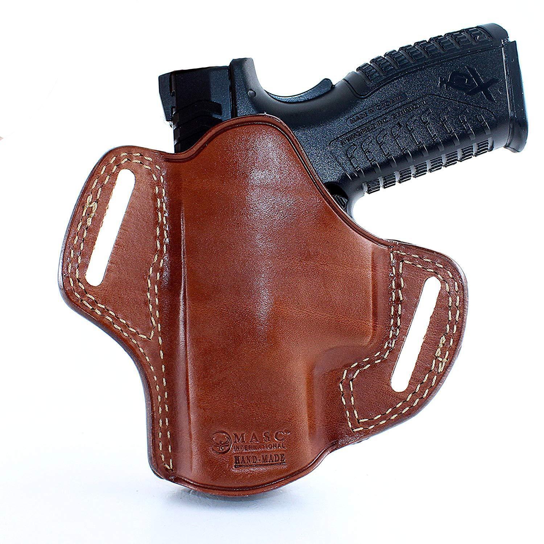 Leder Pancake Holster Fits Walther PPQ M2 4.2