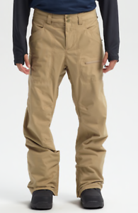 Brand New Mens 2020  Burton Cogreen Snowboard Pant Kelp Khaki  up to 50% off