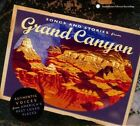 Songs and Stories from the Grand Canyon [Digipak] by Various Artists (CD, Aug-2005, Smithsonian Folkways Recordings)