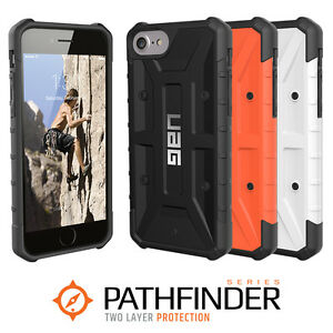 reputable site 77460 72ff5 Details about Urban Armor Gear (UAG) Apple iPhone 7 / 8 Pathfinder Military  Spec Case - Rugged