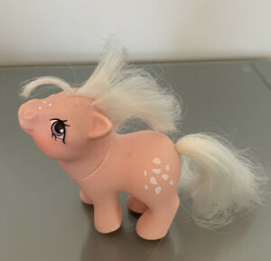 MLP My Little Pony Baby G1 1984 Baby Cotton Candy Hong Kong **Mane & Tail Cut**