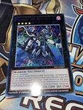 DRL3-EN027 Number 98 Secret Rare Yu-Gi-Oh! Antitopian 1st Edition NM