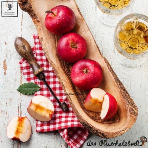 große Baguetteschale Brotschale Schale Schüssel Olivenholz Holz Naturschnitt xl