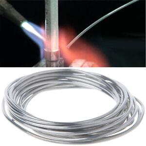 New 2.00mm*3m Copper aluminum cored wire Low Temperature Aluminium Welding Rod
