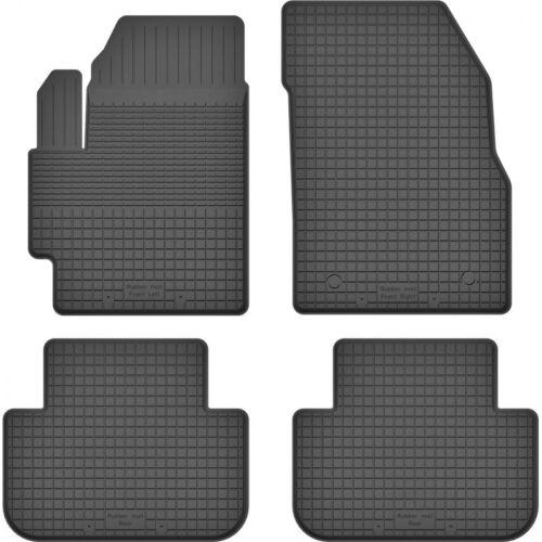 Bj. 2007-2012 -4-teile ein Set Gummimatten Fußmatten 1.5 cm Rand PEUGEOT 4007