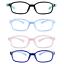 thumbnail 1 - LifeArt Blue Light Blocking Glasses,Computer Glasses,Sleep Better for Kids.