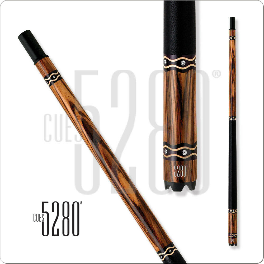 Nieuw 5280 Pool Cue Model GEM03