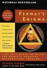Fermat's Enigma: The Epic Quest to Solve the World's Greatest Mathematical Problem by Dr. Simon Singh (Paperback, 1999)