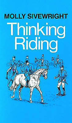 Thinking Riding  Book 1  Training Student Instructors-ExLibrary