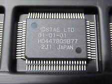 HD44780SB77H - HITACHI QFP80 - DOT Matrix LCD Controller/Driver HD44780