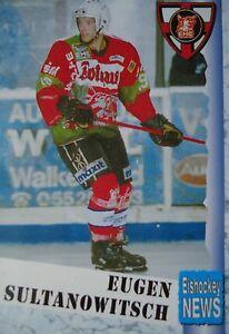 Del 114 Eugen sultanowitsch EHC Fribourg 2. BL 1999-00-afficher le titre d`origine WQyVSiJI-09163930-674668856