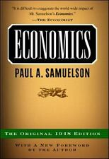 Economics:  by Paul A. Samuelson.An Introductory Analysis