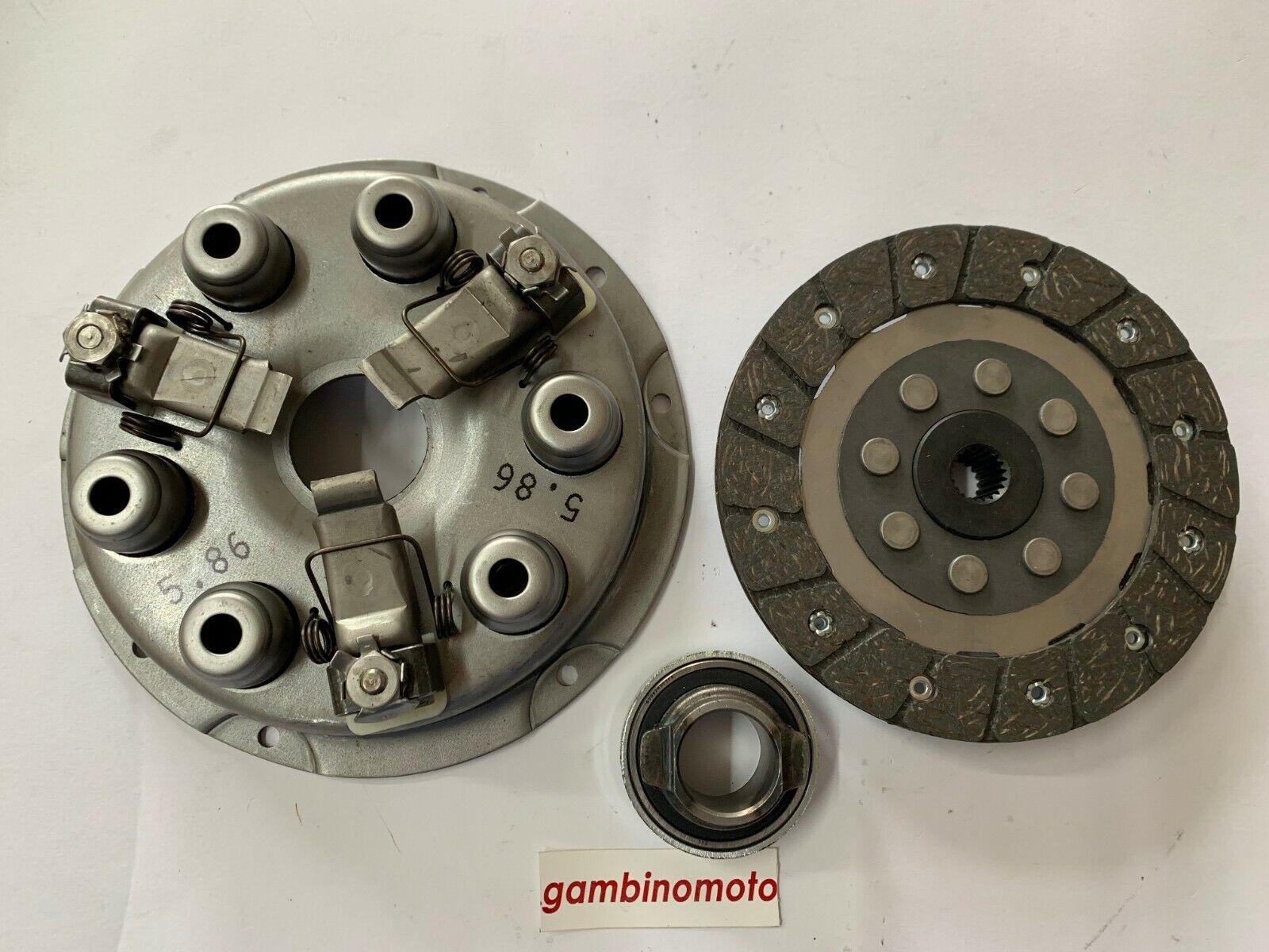 Kupplung Komplett 3 Pezzi Durchmesser 160 Einachsschlepper Ferrari 72 2° Serie