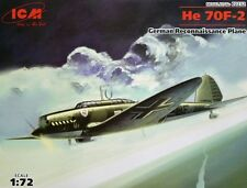 ICM 1/72 Heinkel He70F-2 # 72232