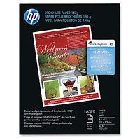 Hp Color Laser Brochure Paper 98 Brightness 40lb 8-1/2 X 11 White 150 Shts/pk on sale