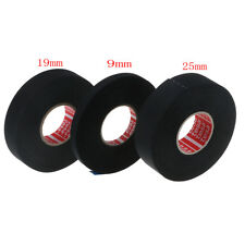 Tesa Tape 51036 Adhesive Cloth Fabric Wiring Loom Harness 9mm X 25m 19mm X2 Sm7