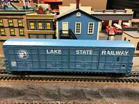 Mth Premier Lake State Railway 55' All Door Box Car-