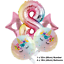 Unicorn-Balloons-Rainbow-Birthday-Party-Decorations-Princess-Girl-Foil-Latex thumbnail 10