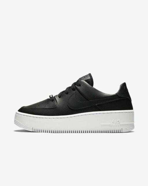 Size 7 - Nike Air Force 1 Sage Low Black 2018 for sale online | eBay