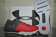 0e477f07a0b item 4 Under Armour Charged Ultimate 2.0 Mens Running Shoes 1285648 007  Red Gray Size 9 -Under Armour Charged Ultimate 2.0 Mens Running Shoes  1285648 007 ...